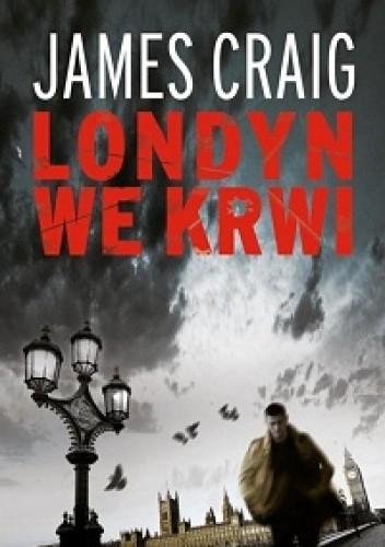 Okładka książki Londyn we krwi