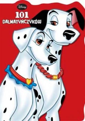 Okładka książki 101 dalmatyńczyków