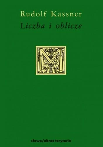 Okładka książki Liczba i oblicze