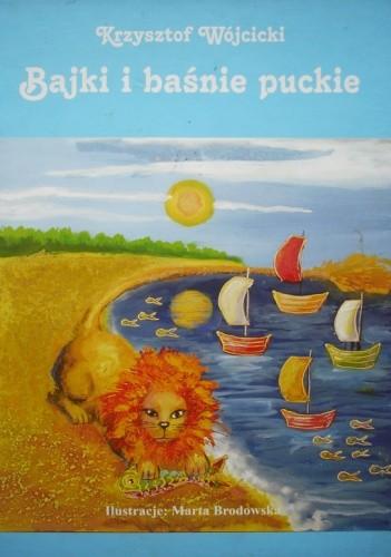 Okładka książki Bajki i baśnie puckie