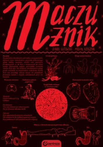 Okładka książki Maczużnik