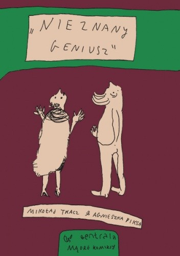 Okładka książki Nieznany geniusz