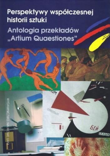 Okładka książki Perspektywy współczesnej historii sztuki