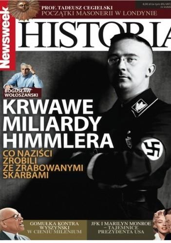 Okładka książki Newsweek Historia nr 5/2013