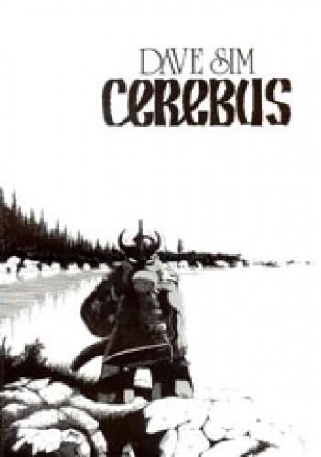 Okładka książki Cerebus