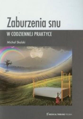 Okładka książki Zaburzenia snu w codziennej praktyce