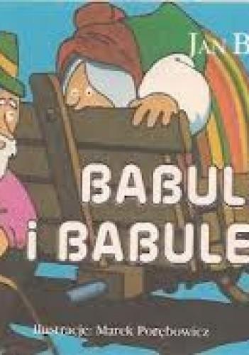 Okładka książki Babulej i Babulejka