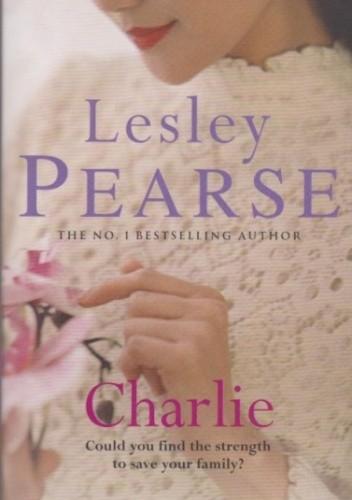 Okładka książki Charlie