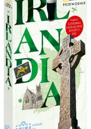 Okładka książki Irlandia. Wakacje na walizkach