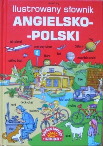 Okładka książki Ilustrowany słownik angielsko-polski