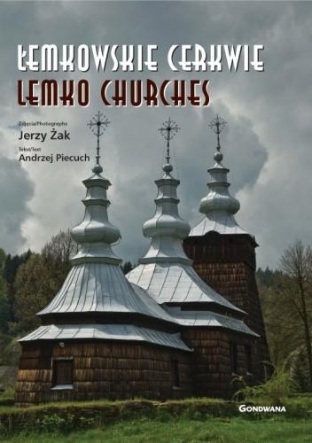 Okładka książki Łemkowskie cerkwie