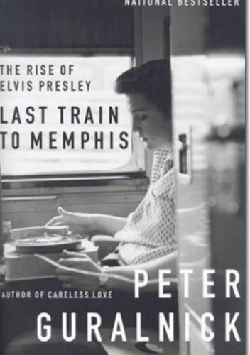 Okładka książki Last train to Memphis
