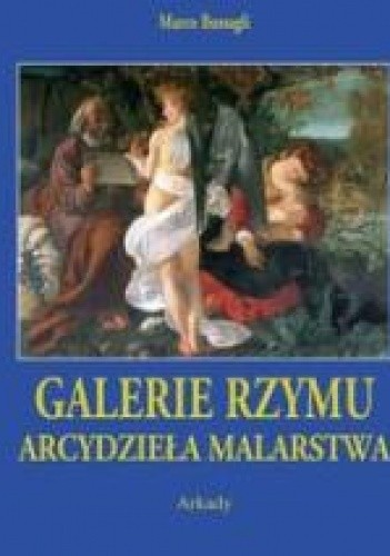 Okładka książki Galerie Rzymu