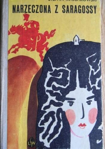 Okładka książki Narzeczona z Saragossy