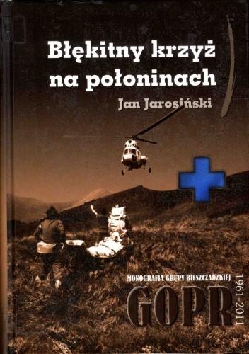 Okładka książki Błękitny krzyż na połoninach