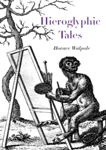 Okładka książki Hieroglyphic Tales