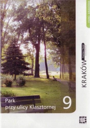 Okładka książki Park przy ulicy Klasztornej