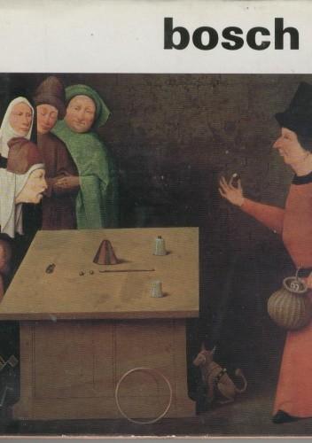 Okładka książki Bosch