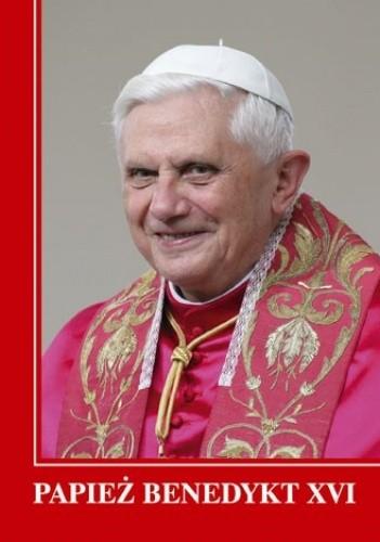 Okładka książki Papież Benedykt XVI