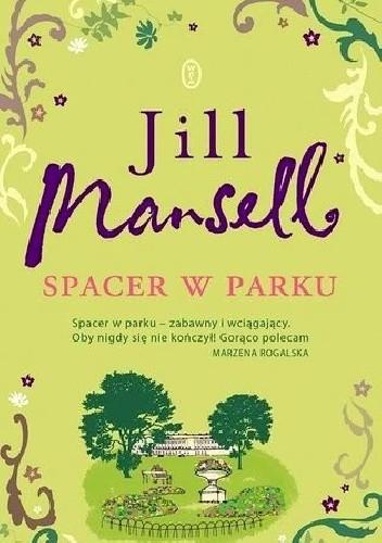 Okładka książki Spacer w parku