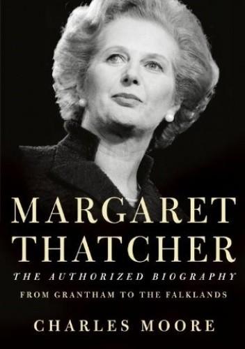 Okładka książki Margaret Thatcher, The Authorised Biography