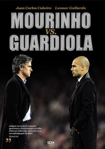 Okładka książki Mourinho vs. Guardiola