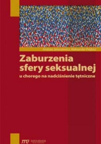 Okładka książki Zaburzenia sfery seksualnej u chorego na nadciśnienie tętnicze