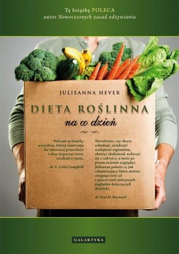 Okładka książki Dieta roślinna na co dzień