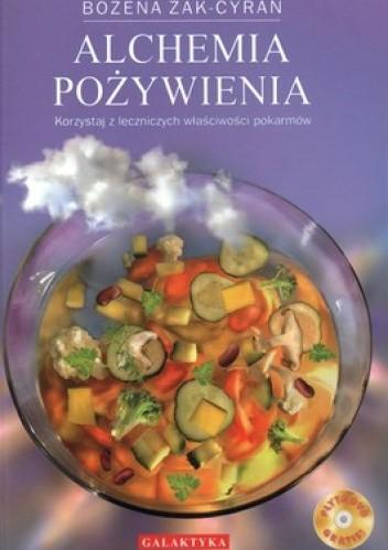 Okładka książki Alchemia pożywienia