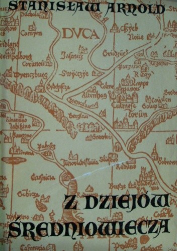 Okładka książki Z dziejów średniowiecza. Wybór pism