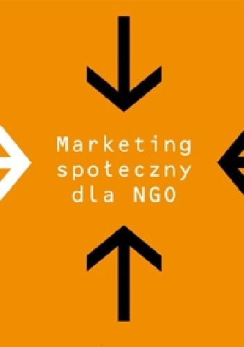 Okładka książki Marketing społeczny dla NGO