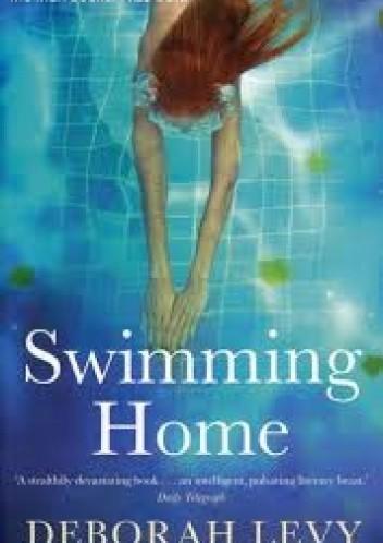 Okładka książki Swimming Home