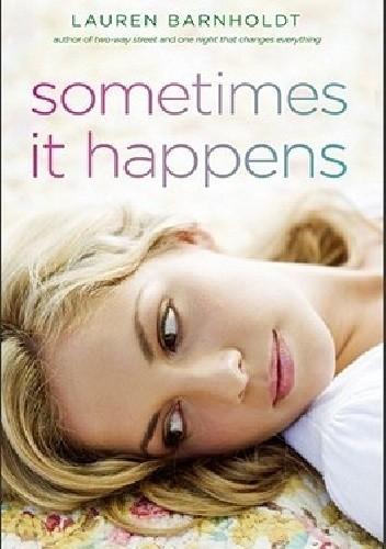 Okładka książki Sometimes It Happens