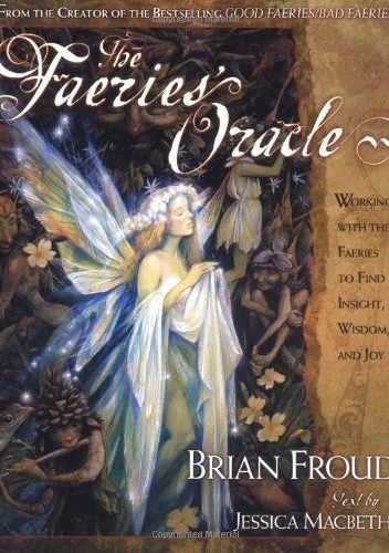 Okładka książki The Faeries' Oracle