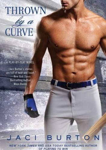 Okładka książki Thrown by a Curve