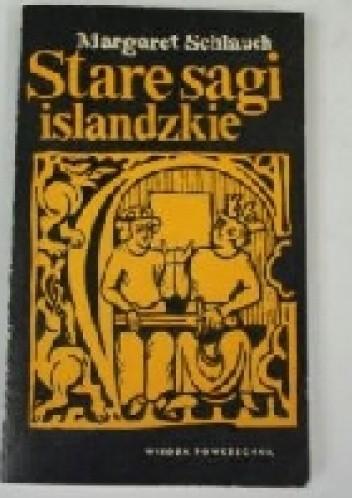 Okładka książki Stare sagi islandzkie