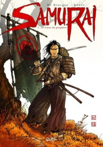 Okładka książki Samurai, T.1 - Le coeur du prophète