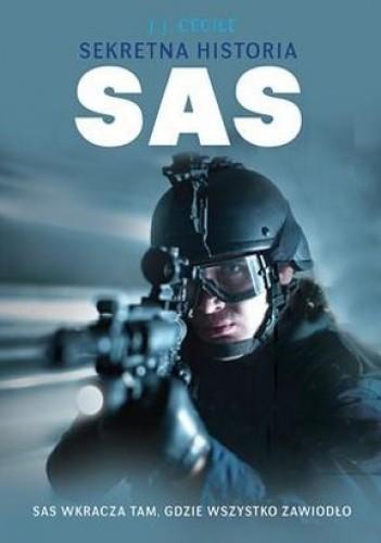 Okładka książki Sekretna historia SAS