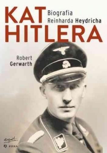 Okładka książki Kat Hitlera