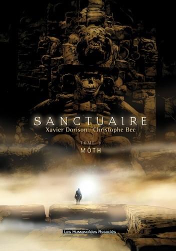 Okładka książki Sanctuaire, T.3 : Môth