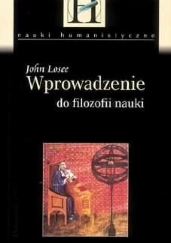 Okładka książki Wprowadzenie do filozofii nauki