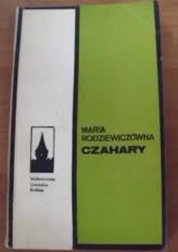 Okładka książki Czahary