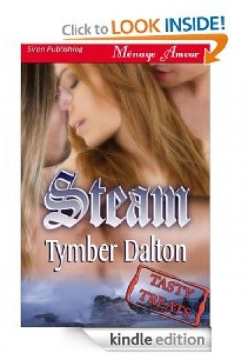 Okładka książki Steam