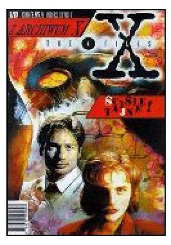 Okładka książki Z Archiwum X 1/1997