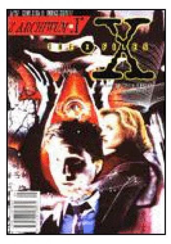 Okładka książki Z Archiwum X 5/1997