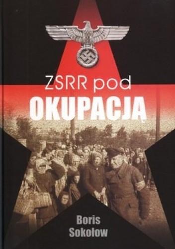 Okładka książki ZSRR pod okupacją.