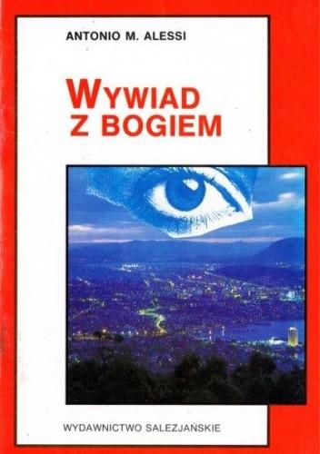 Okładka książki Wywiad z Bogiem