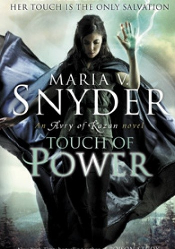 Okładka książki Touch of Power