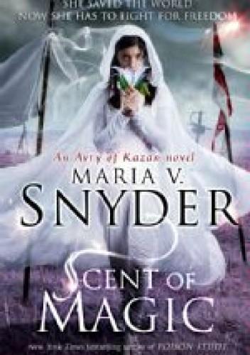 Okładka książki Scent of Magic