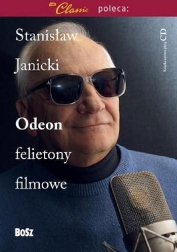 Okładka książki Odeon. Felietony filmowe